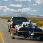 Accidents involving cars towing trailers for recreational vehicles in Kentucky